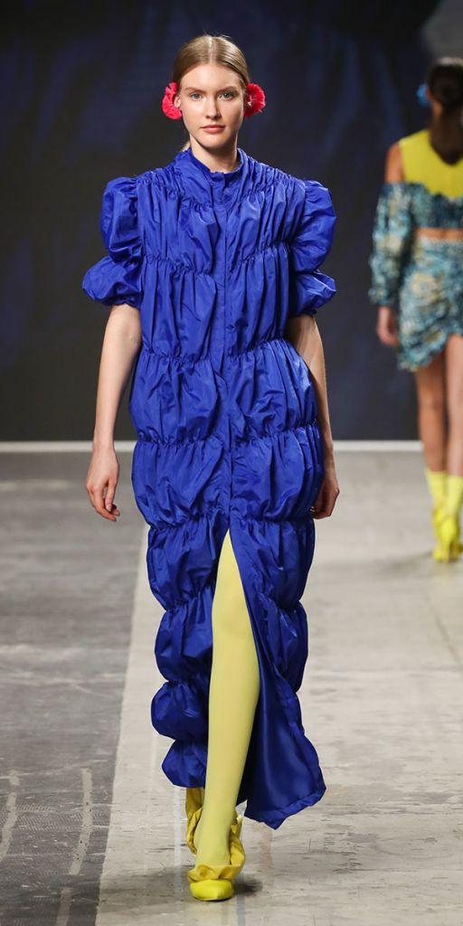 Elisabetta Spatola e Yvonne Barocio Fashion Graduate 2019