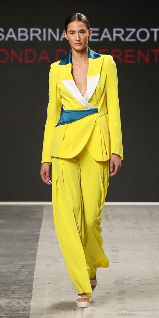 Sabrina Bearzotti Fashion Graduate 2019