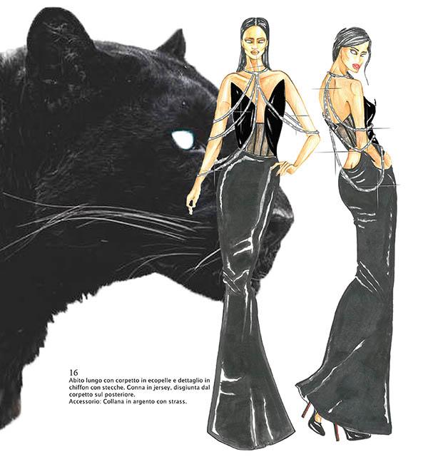 Fashion Savage Collection