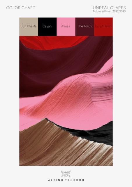 Color Chart – Carlotta Spinella